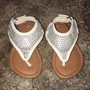 Other - Silver sandals